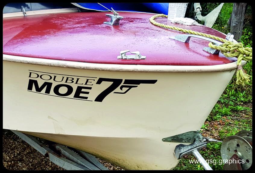 Boat Name - Double Moe 7