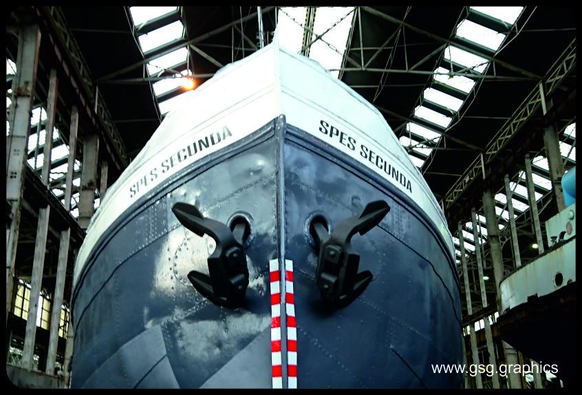 Boat Name - Spes Seconda