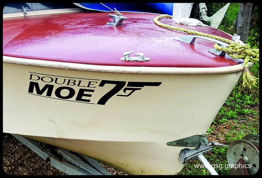 Boat Name - Double Moe 7