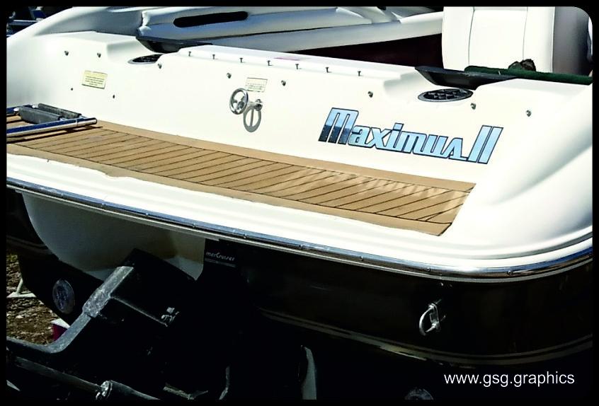 Boat Name - Maximus 2