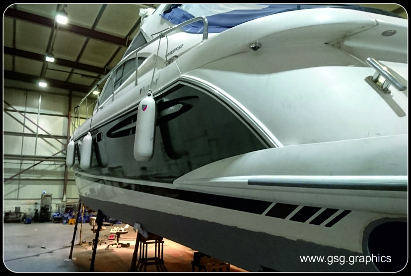 Fairline Targa 52 Stripes