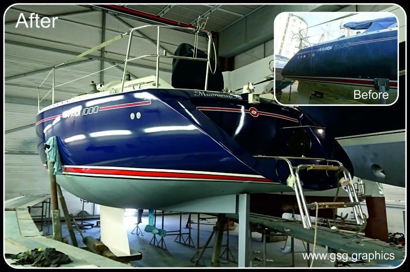 Maxi 1000 Boat Wrap