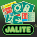 Jalite Photoluminescent Safety Signs