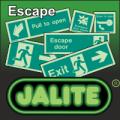 Jalite Escape Signs