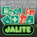 Life Safety Signs For Yachts
