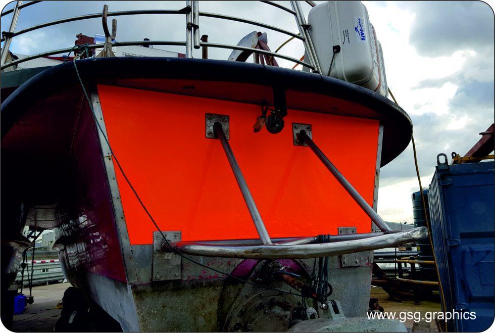 commercial vessel - Jetstream Orange