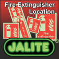 Jalite Fire Extinguisher Location