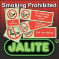 Jalite Smoking Prohibited